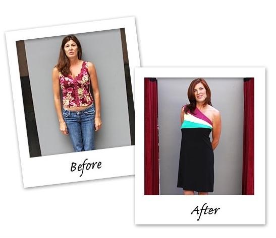 Age Reversing Salon Makeovers