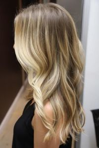 balayage sample
